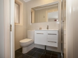 Bathroom renovations commercial photography before and after